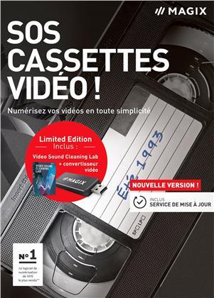 MAGIX SOS Cassettes vidéo !