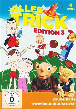 Alles Trick - Edition 3 (Vol. 9 - 12) (4 DVDs)