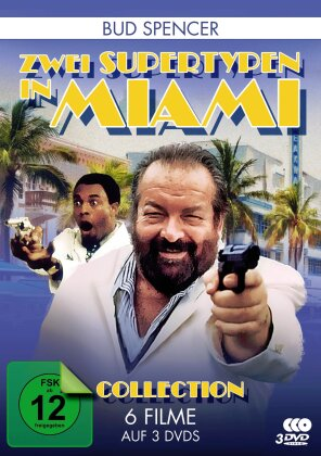Bud Spencer Collection - Zwei Supertypen in Miami (3 DVDs)