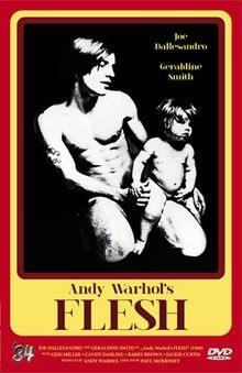 Andy Warhol's Flesh (1968) (Grosse Hartbox, Limited Edition, Uncut)
