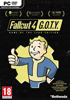 Fallout 4 (Game of the Year Edition)