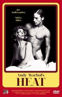 Andy Warhol's Heat (1972) (Grosse Hartbox, Limited Edition, Uncut)