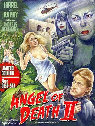 Angel of Death 2 (2007) (Director's Cut, Limited Edition, Uncut, 4 DVDs)