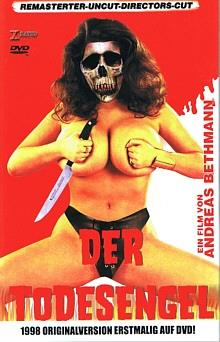 Der Todesengel (1998) (Grosse Hartbox, Cover B, Director's Cut, Remastered, Uncut)