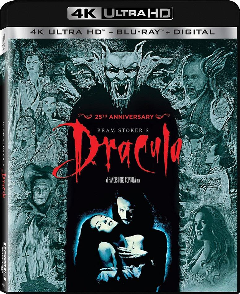 Bram Stoker's Dracula (1992) (25th Anniversary Edition, 4K Ultra HD + Blu-ray)