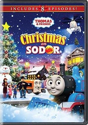 Thomas & Friends - Christmas On Sodor