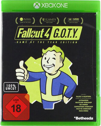 Fallout 4 (German Game of the Year Edition)