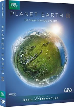 Planet Earth II (2016) (BBC Earth, 3 DVDs)