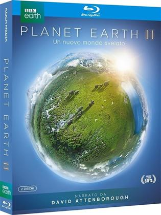 Planet Earth II (2016) (BBC Earth, Special Edition, 2 Blu-rays)