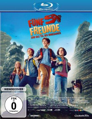Fünf Freunde und das Tal der Dinosaurier (2018)