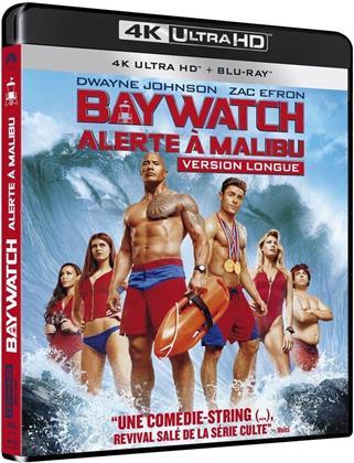 Baywatch - Alerte à Malibu (2017) (Kinoversion, Langfassung, 4K Ultra HD + Blu-ray)