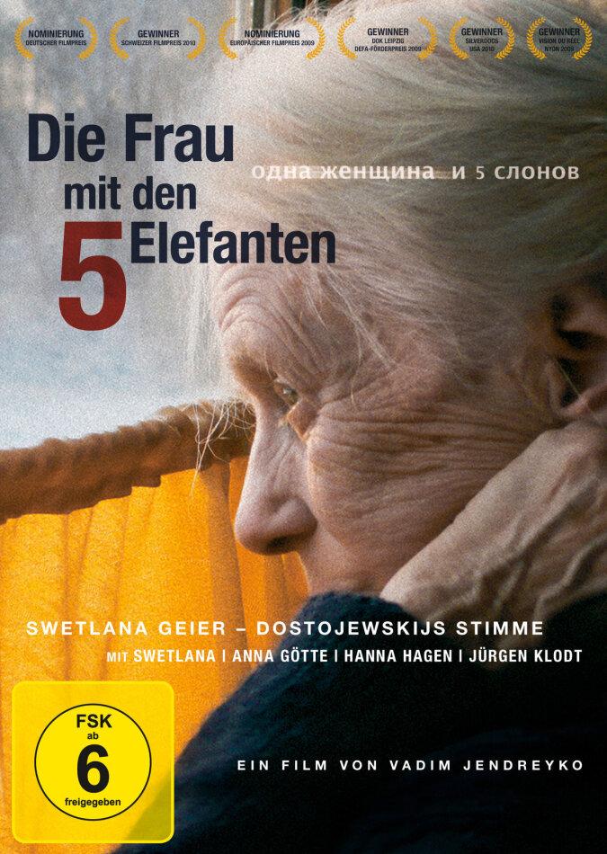 Die Frau mit den 5 Elefanten (2009)