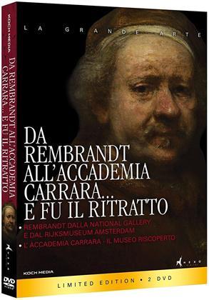 Da Rembrandt all'Accademia Carrara... E fu il ritratto (Limited Edition, 2 DVDs)