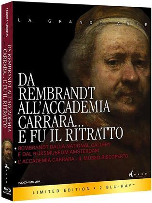 Da Rembrandt all'Accademia Carrara... E fu il ritratto (Edizione Limitata, 2 Blu-ray)