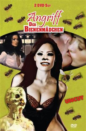 Angriff der Bienenmädchen (1973) (Limited Edition, Remastered, Uncut, 2 DVDs)