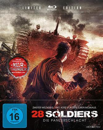 28 Soldiers - Die Panzerschlacht (2016) (FuturePak, Limited Edition)