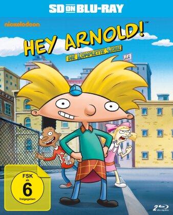 Hey Arnold! - Die komplette Serie (2 Blu-rays)