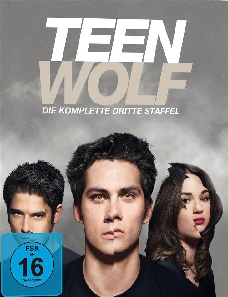 Teen Wolf - Staffel 3 (Digipack, 6 Blu-rays)