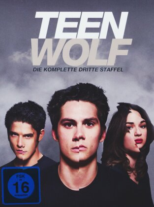Teen Wolf - Staffel 3 (Digipack, 8 DVDs)