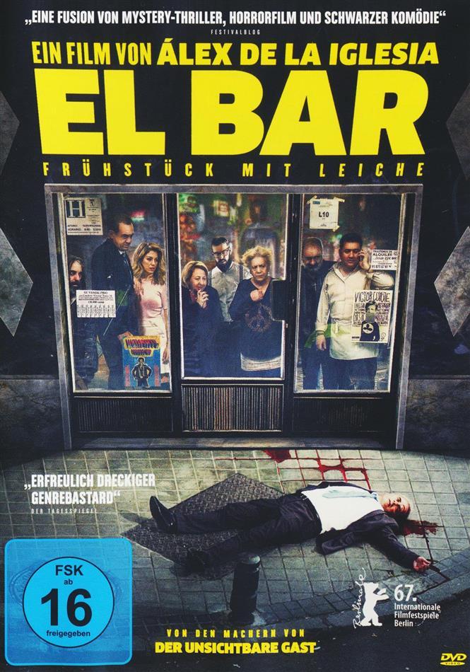 El Bar - Frühstück mit Leiche (2017)