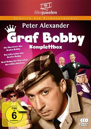 Graf Bobby - Komplettbox (Filmjuwelen, 3 DVDs)