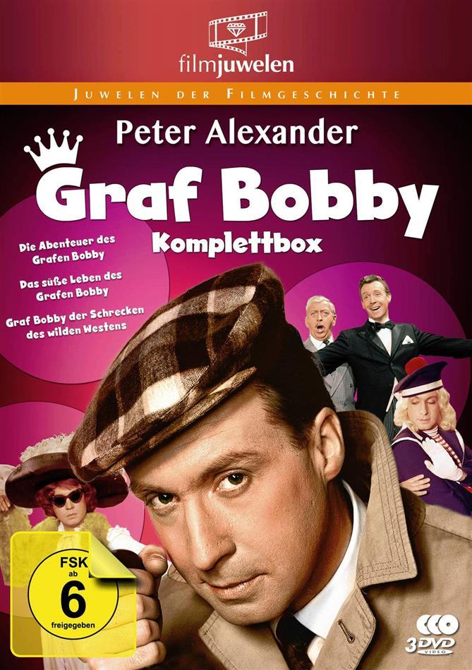 Graf Bobby - Komplettbox (Filmjuwelen, 3 DVD)