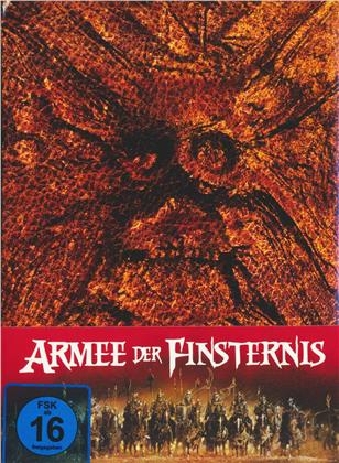 Armee der Finsternis (1992) (TV-Fassung, Wattiert, Director's Cut, Versione Cinema, Edizione Limitata, Mediabook, 2 Blu-ray + DVD)