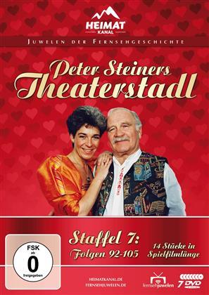Peter Steiners Theaterstadl - Staffel 7 (Fernsehjuwelen, 7 DVDs)