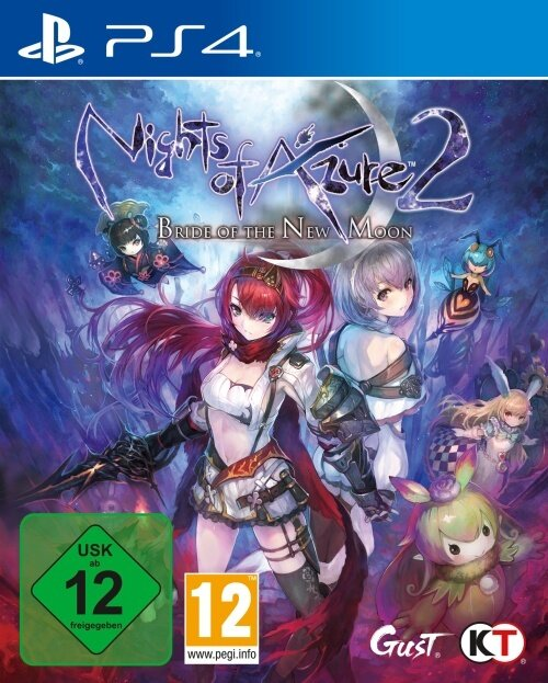 Nights of Azure 2 - Bride of the New Moon