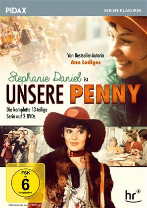 Unsere Penny - Komplettbox (Pidax Serien-Klassiker, 2 DVDs)