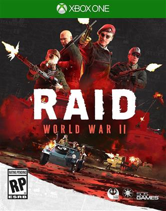 Raid - World War II