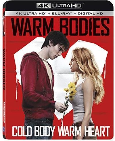 Warm Bodies (2013) (4K Ultra HD + Blu-ray)