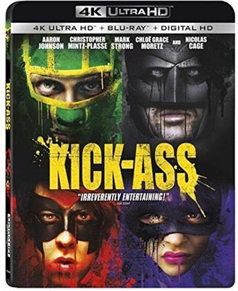 Kick-Ass (2010) (4K Ultra HD + Blu-ray)
