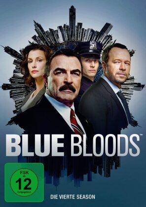 Blue Bloods - Staffel 4 (6 DVDs)