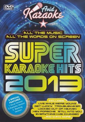 Karaoke - Super c Hits 2013