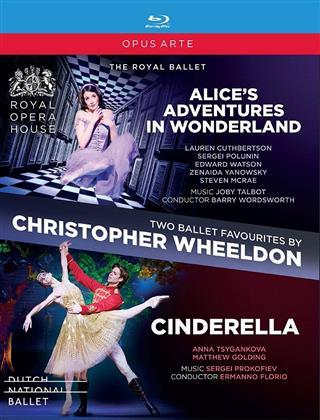 Dutch National Ballet, … - Two Ballet Favourites by Christopher Wheeldon - Alices Adventures In Wonderland & Cinderella (Opus Arte, 2 Blu-rays)