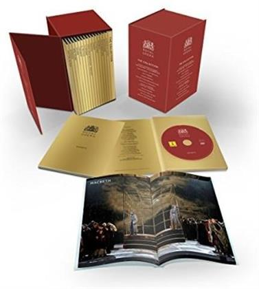 Orchestra of the Royal Opera House, … - Royal Opera Collection (Opus Arte, 22 DVDs)