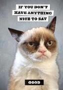 Grumpy Cat Flexi Journal