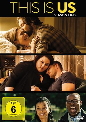 This is Us - Staffel 1 (5 DVDs)
