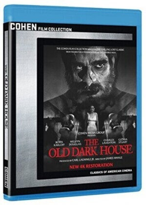 The Old Dark House (1932) (s/w)