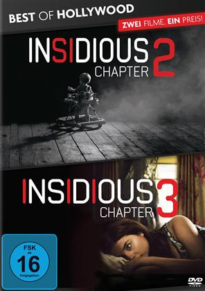 Insidious: Chapter 2 / Insidious: Chapter 3 (Best of Hollywood, 2 Movie Collector's Pack)