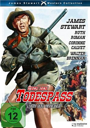Über den Todespass (1955) (James Stewart Western Collection)