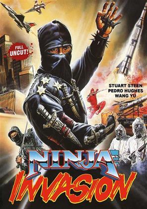 Ninja Invasion (1987) (Uncut)