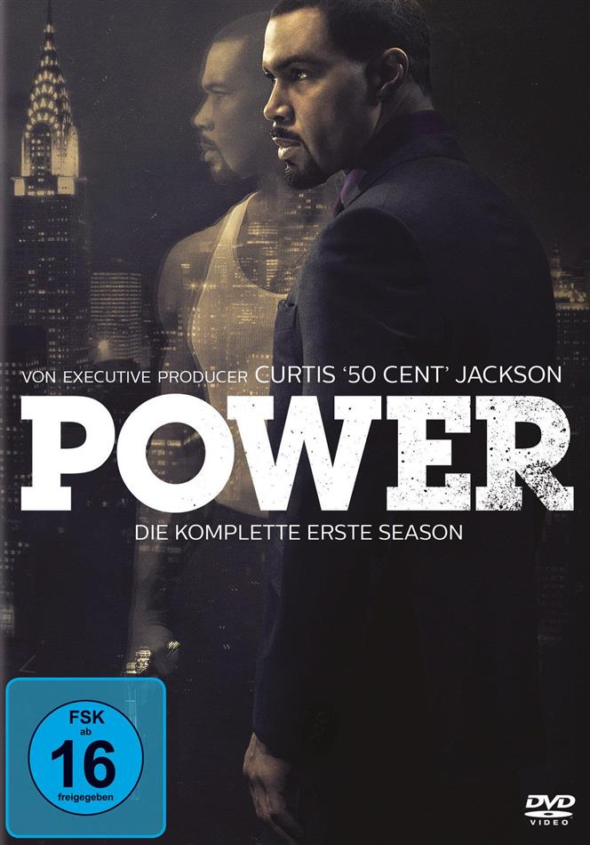 Power - Staffel 1 (3 DVDs)