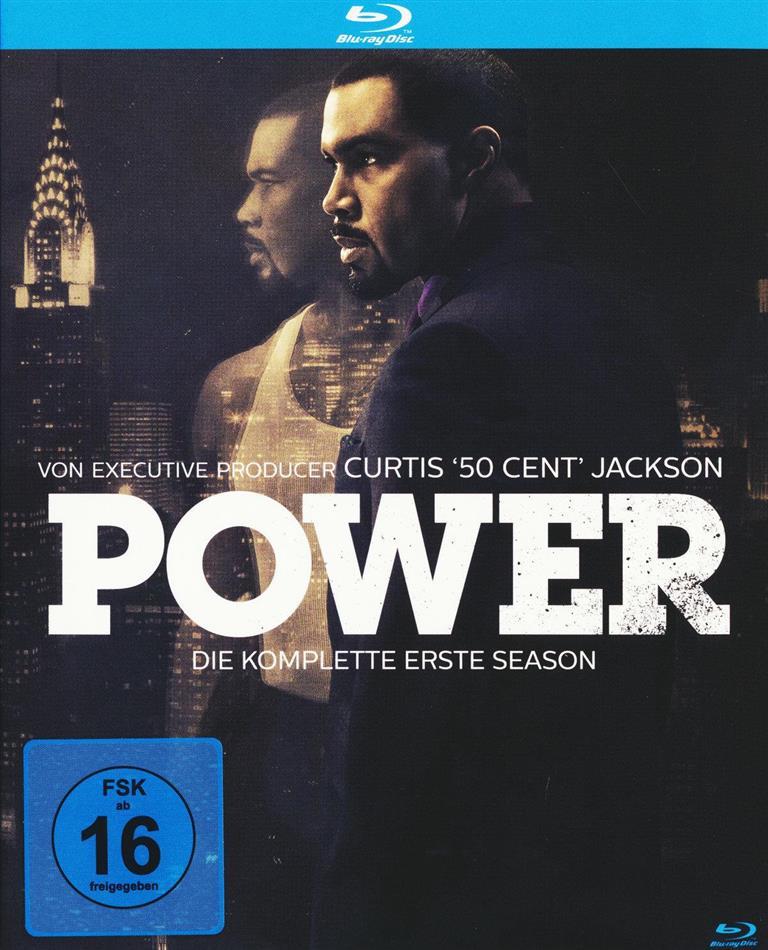 Power - Staffel 1 (3 Blu-rays)
