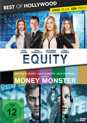 Equity / Money Monster (Best of Hollywood, 2 DVDs)