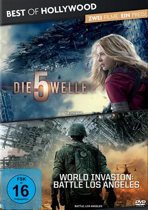 Die 5. Welle / World Invasion: Battle Los Angeles (Best of Hollywood, 2 Movie Collector's Pack)