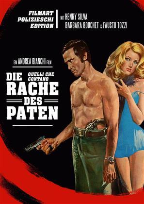 Die Rache des Paten - Quelli che contano (1974) (Filmart Polizieschi Edition, Limited Edition, Uncut, Blu-ray + DVD)