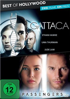 Gattaca / Passengers (Best of Hollywood, 2 DVDs)