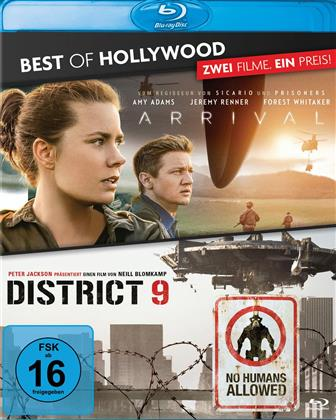 Arrival / District 9 (Best of Hollywood)